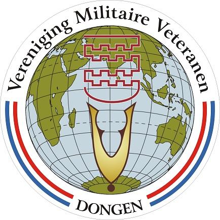 Logo vereniging militaire vereniging Dongen